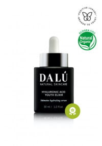 HYALURONIC ACID YOUTH ELIXIR best seller - DALÚ natural skincare