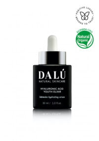 HYALURONIC ACID YOUTH ELIXIR closed - DALÚ natural skincare