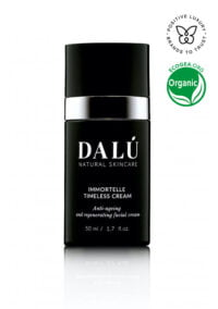 IMMORTELLE TIMELESS CREAM closed - DALÚ natural skincare