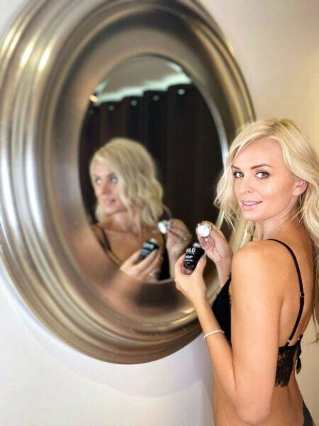 Nadiya Bychkova - DALÚ natural skincare