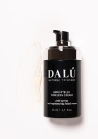 IMMORTELLE TIMELESS CREAM usage - DALÚ natural skincare