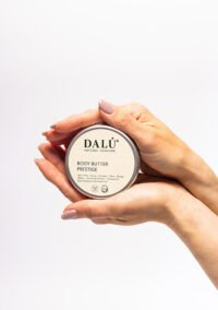 PRODUCT BODY BUTTER PRESTIGE front - DALÚ natural skincare