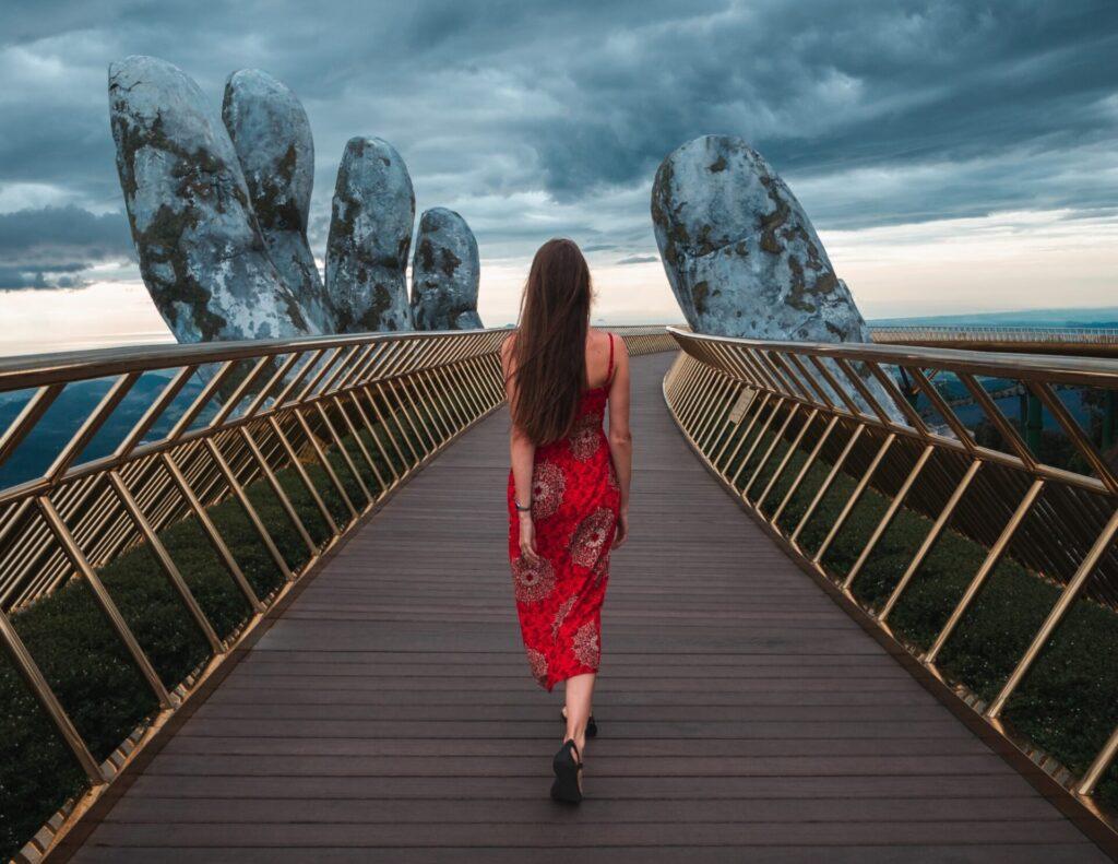 Clean Beauty Nina Bridge