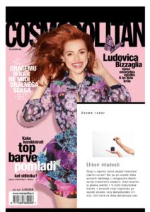 Cosmopolitan, april 2021, Slovenia