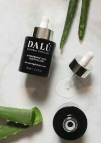 Hyaluronic acid youth elixir, Dalu Natural Skincare